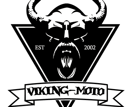 Обновленный логотип Viking-Moto