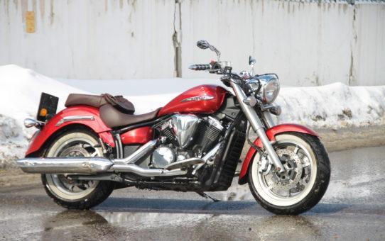 Мотоцикл Yamaha XVS1300 A Midnight Star 2012 года