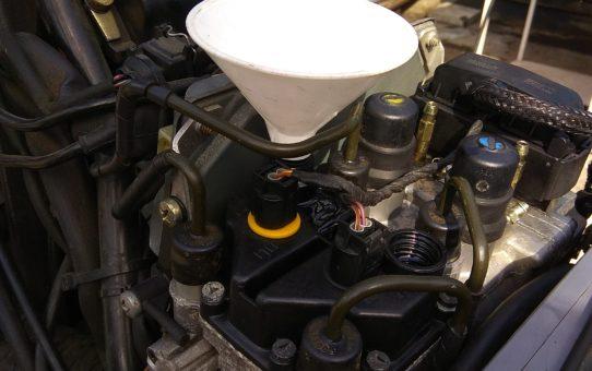 Замена тормозной жидкости bmw R1200RT
