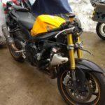 Ремонт мотоцикла Suzuki GSX-R750