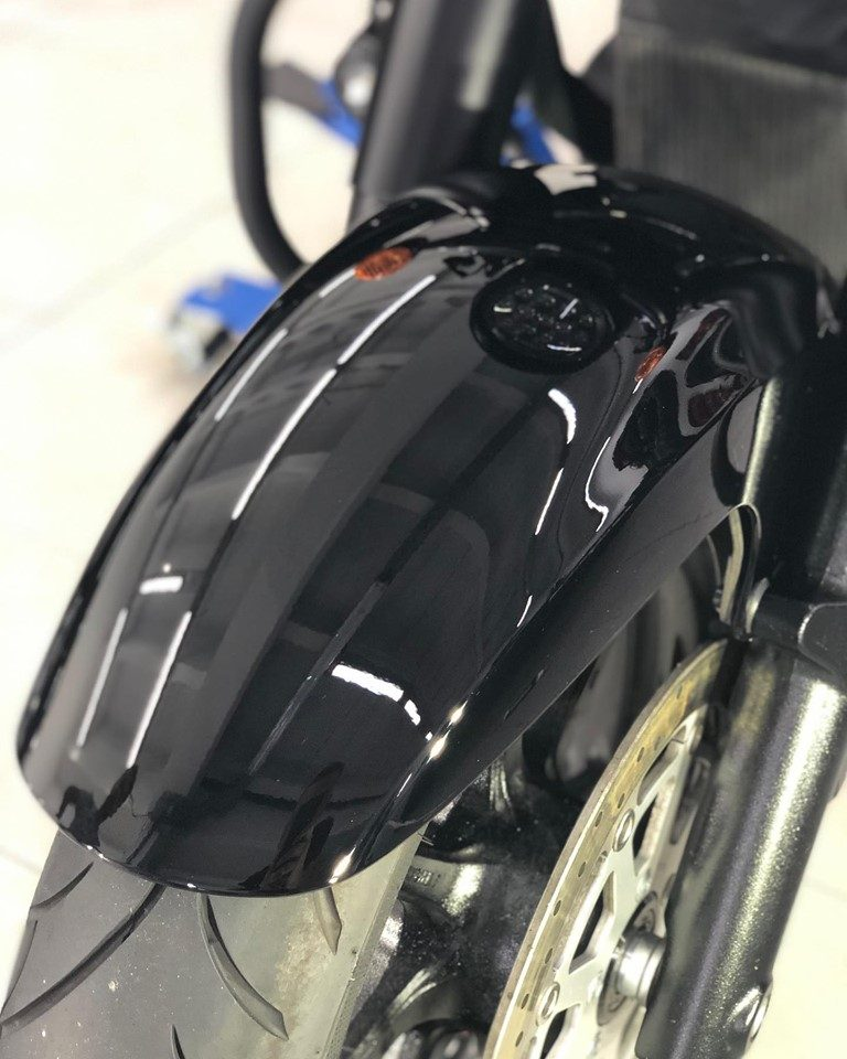 Покраска мотоциклов