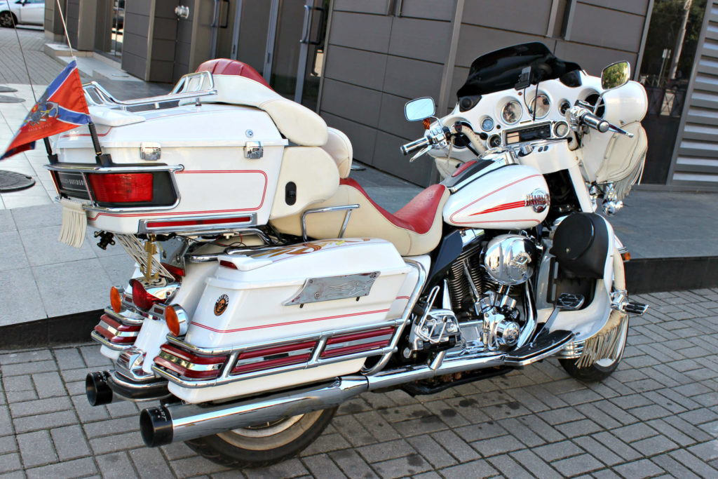 Ремонт и сервис Harley Davidson